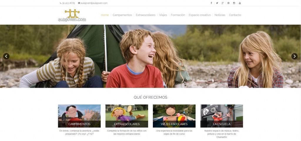 Campamento de verano-actividades extraescolares-cursos de monitor de tiempo libre