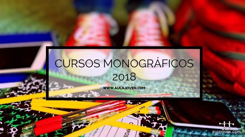 Cursos monográficos 2018-Formación