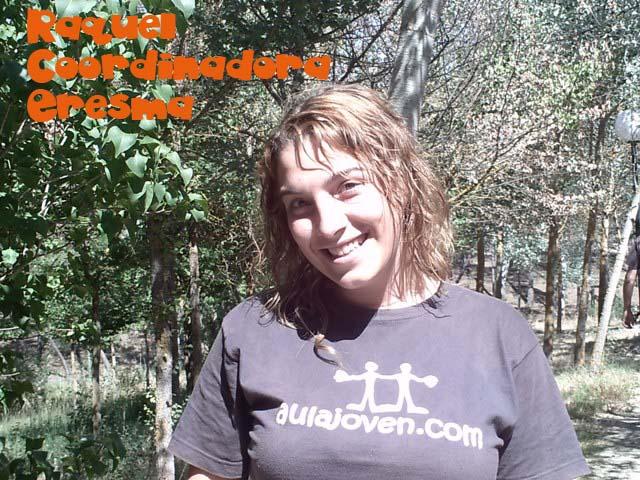 Raquel Arquero, Coordinadora Eresma